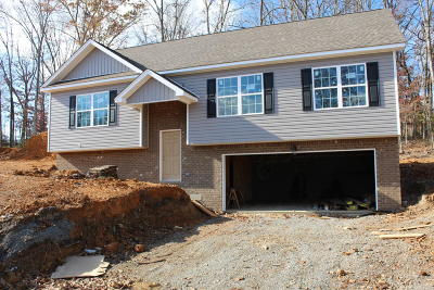 Ooltewah Single Family Home Contingent: 7581 Gawain Path #86