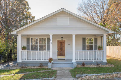 Chattanooga Single Family Home For Sale: 510 Colville St