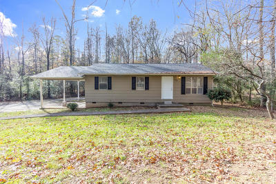 Harrison Single Family Home Contingent: 9151 Birchwood Pike