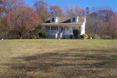 Old Fort Single Family Home For Sale: 122 Pine Dr