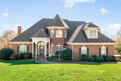 Hixson Single Family Home For Sale: 6402 Cove Pointe Ln