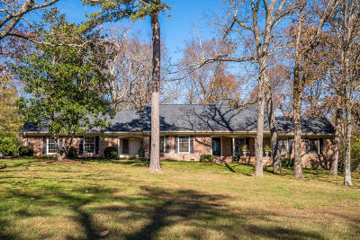 Lookout Mountain Single Family Home Contingent: 107 Princess Tr