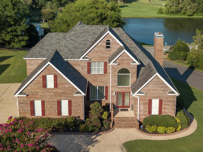 Ooltewah Single Family Home For Sale: 9400 Lazy Circles Dr