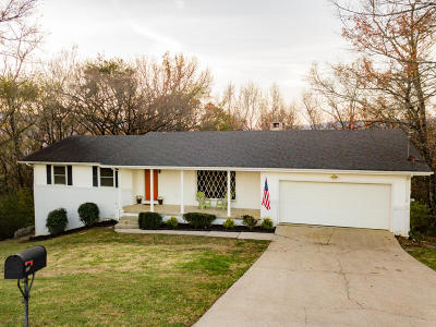 Chattanooga Single Family Home Contingent: 425 Whitehall Rd