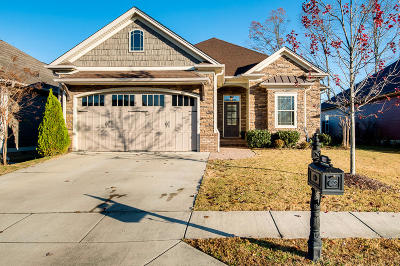 Ooltewah Single Family Home Contingent: 8527 Kennerly Ct