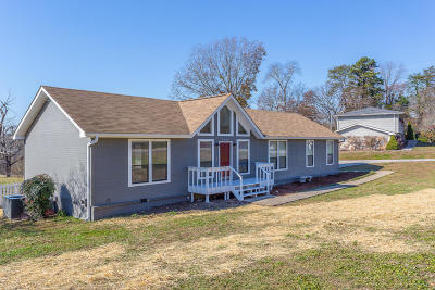 Soddy Daisy Single Family Home Contingent: 9424 Bayview Rd
