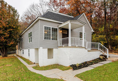 Chattanooga Single Family Home Contingent: 813 Merriam St