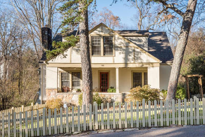 Lookout Mountain Single Family Home Contingent: 106 S Forrest Ave