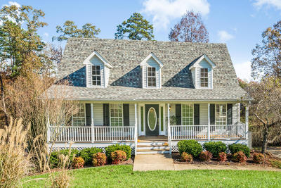 Ooltewah Single Family Home For Sale: 6448 Vinings Ln