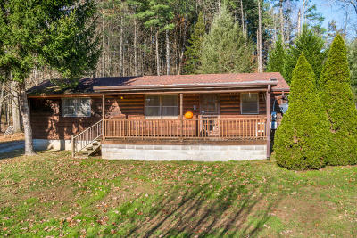 Soddy Daisy Single Family Home Contingent: 1001 Hotwater Rd