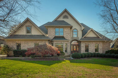 Chattanooga Single Family Home For Sale: 300 Council Fire Dr