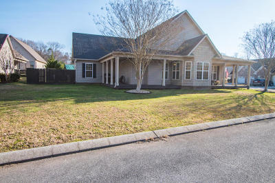 Ooltewah Single Family Home For Sale: 8009 Ashview Circle