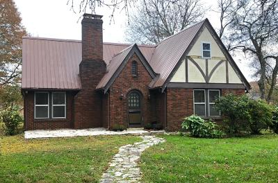 Chattanooga Single Family Home For Sale: 200 Brookfield Ave