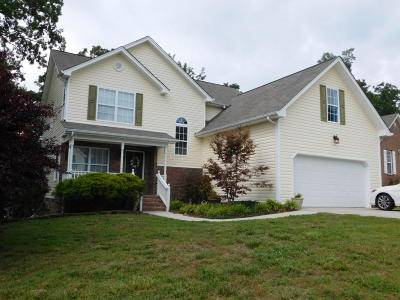 Ooltewah Single Family Home Contingent: 6122 Gibbs Ln