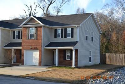 Ooltewah Townhouse For Sale: 8481 Hart Ln #42