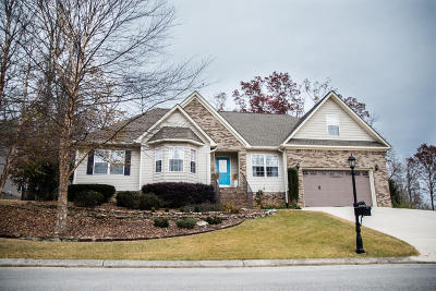 Soddy Daisy Single Family Home For Sale: 10725 Thatcher Crest Dr