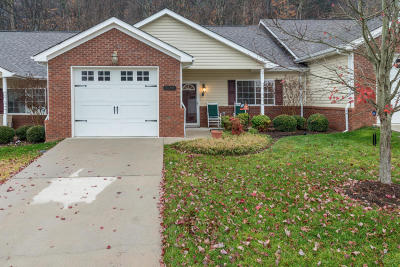 Ooltewah Single Family Home Contingent: 5644 Mountain Oaks Ln