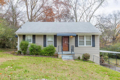 East Ridge Single Family Home Contingent: 3117 Moseley Cir