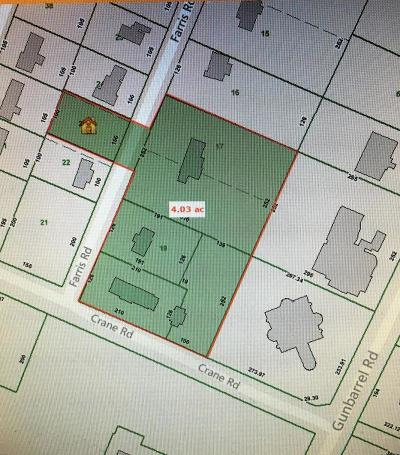 Chattanooga Residential Lots & Land For Sale: 7301 Crane Rd