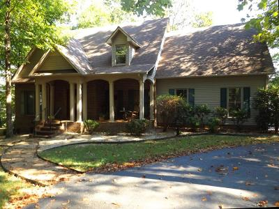 Marion Single Family Home For Sale: 1832 Ridge Cliff Dr
