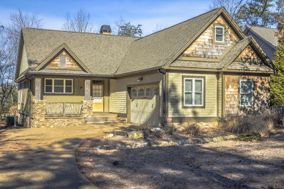 Rising Fawn Single Family Home For Sale: 117 Sunshine