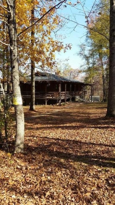 Decatur Single Family Home For Sale: 941 Oak Grove Rd