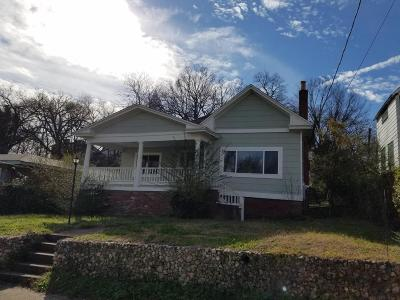 Chattanooga Single Family Home Contingent: 1906 Ivy St