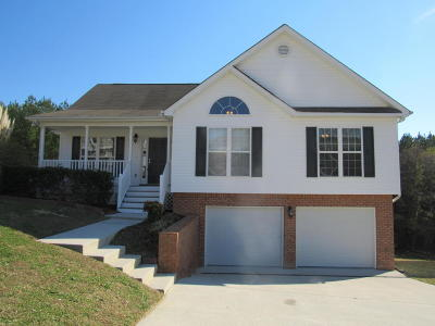 Soddy Daisy Single Family Home Contingent: 563 Hatch Tr #36