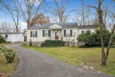 Chattanooga Single Family Home For Sale: 1626 S Clayton Ave