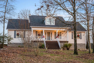Old Fort Single Family Home For Sale: 749 SE Bucks Pocket Rd #Br