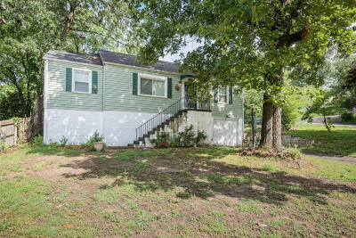 Chattanooga Single Family Home For Sale: 3622 Wimberly Ln