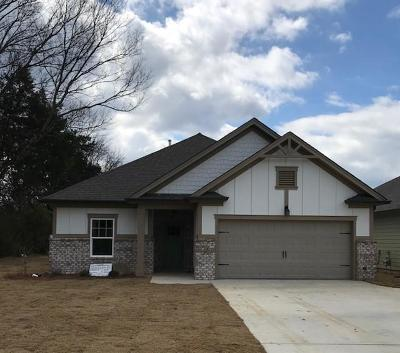 Ooltewah Single Family Home For Sale: 8248 Roy Ln #Lot 49