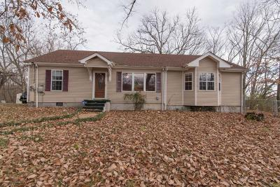 Chattanooga Single Family Home Contingent: 826 Poindexter Ave