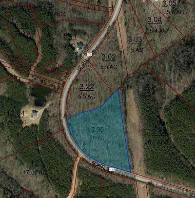 Marion Residential Lots & Land For Sale: S Pittsburg Mtn Rd