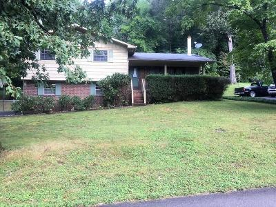 Hixson Single Family Home For Sale: 6513 Grubb Rd