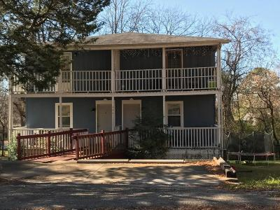 East Ridge Multi Family Home For Sale: 337 Camp Jordan Rd