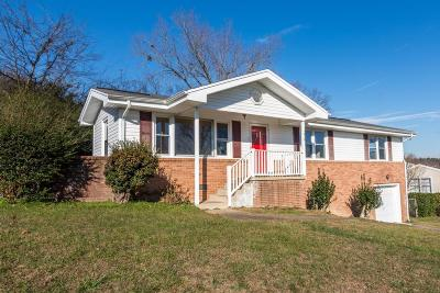 Chattanooga Single Family Home For Sale: 1315 Frederick Dr