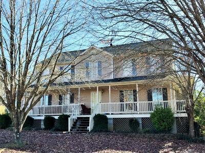 Single Family Home For Sale: 1902 Clift Eldridge Rd