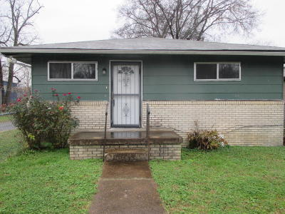 Chattanooga Single Family Home For Sale: 2110 Appling St
