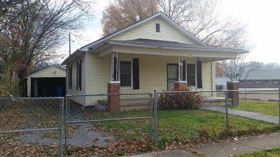 Chattanooga Single Family Home For Sale: 3904 Clio Ave