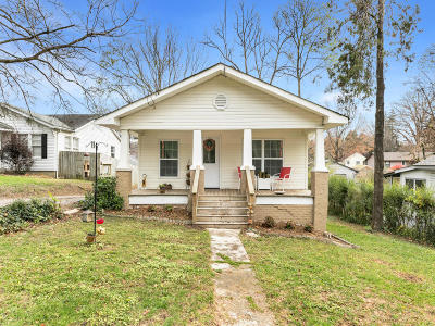 Chattanooga Single Family Home For Sale: 2628 Berkley Dr