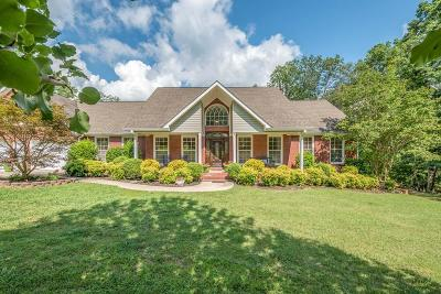 Soddy Daisy Single Family Home For Sale: 11929 Burchard Rd