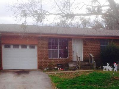 Chattanooga Single Family Home For Sale: 1412 Carousel Rd