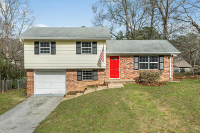 Ooltewah Single Family Home For Sale: 4026 E Freedom Cir