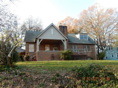 Chattanooga Single Family Home For Sale: 107 Gillespie Ter