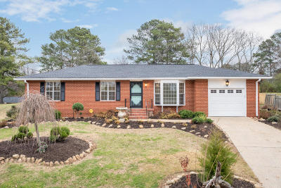 Chattanooga Single Family Home Contingent: 4906 Adelia Dr