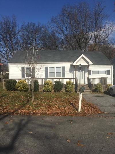 Chattanooga Single Family Home Contingent: 5353 Greenbriar Rd