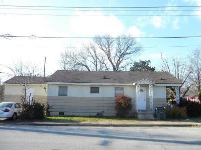 Chattanooga Single Family Home For Sale: 1918 Citico Ave
