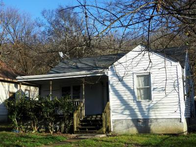 Chattanooga Single Family Home For Sale: 3112 14th Ave