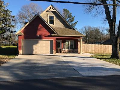Chattanooga Single Family Home For Sale: 1542 Keeble St